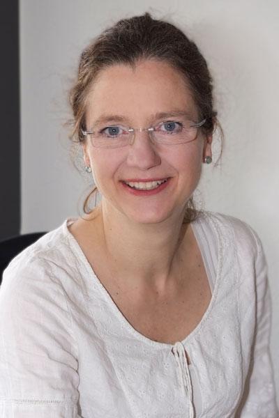 Logopädin Petra Hoffmann